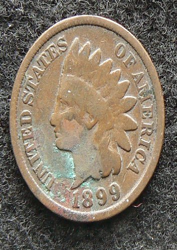 1899 P Indian Head Cent (G-4)