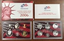 2006 S  SILVER PROOF SET