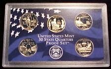 2003 S  PROOF QUARTER SET