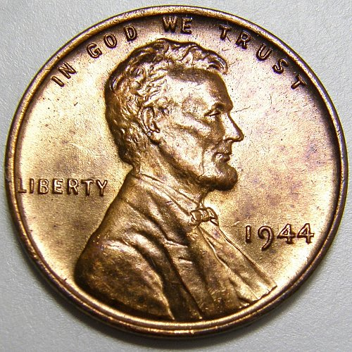 1944 P Lincoln Wheat Cent #4