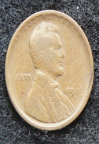 1919 S Lincoln Wheat Cent (G-4)