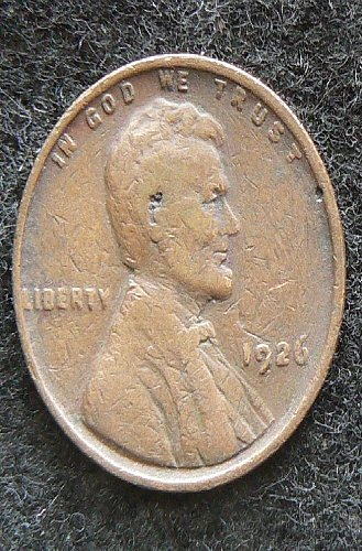 1926 P Lincoln Wheat Cent (VG-8)