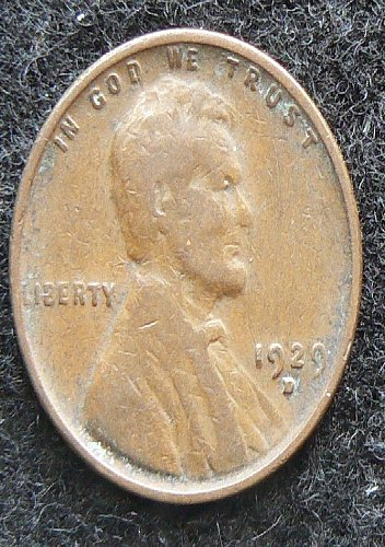 1929 D Lincoln Wheat Cent (G-4)