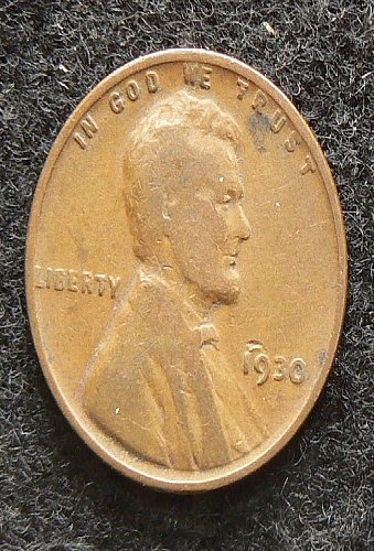 1930 P Lincoln Wheat Cent (G-4)