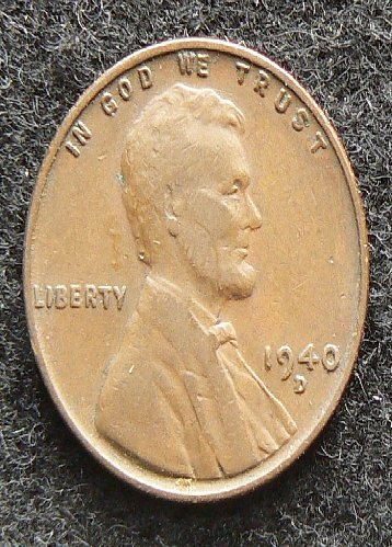 1940 D Lincoln Wheat Cent (VF-20)