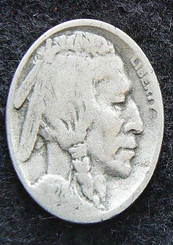 1928 S Buffalo Nickel (G-4)