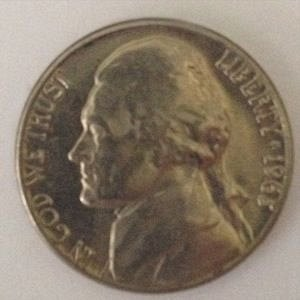 1963 D JEFFERSON NICKEL 5C - BU - UNC
