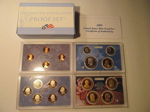 2009 United States proof set