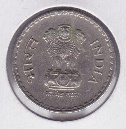 2000 India 5 Rupees - UNC