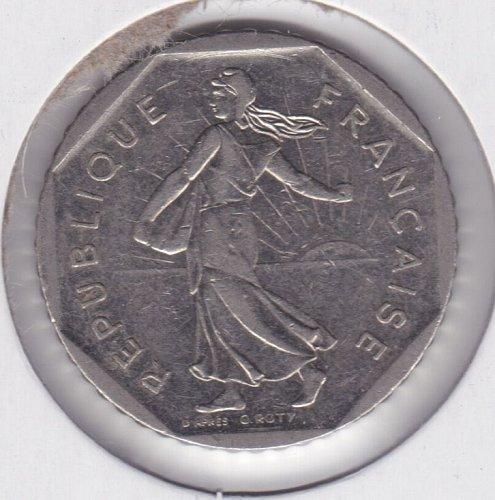 1981 France 2 Francs - Francaise
