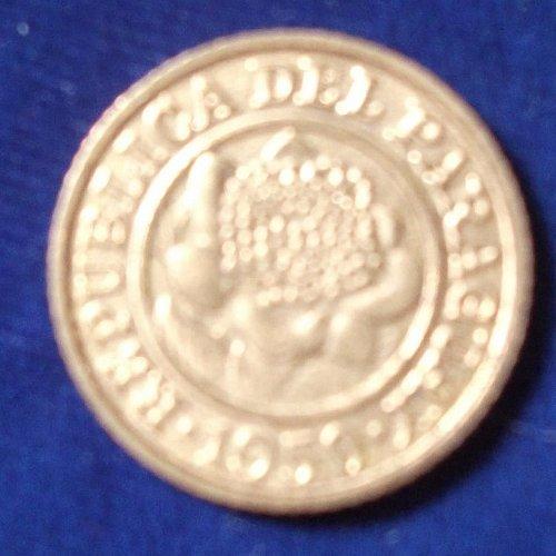 1950 Paraguay Centimo UNC