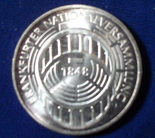 1973G Germany 5 Mark BU