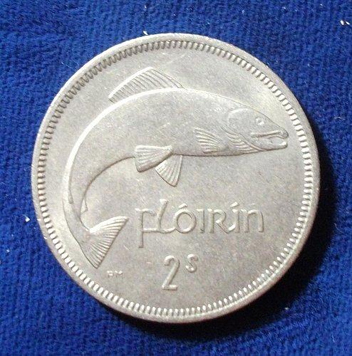 1961 Ireland Florin AU