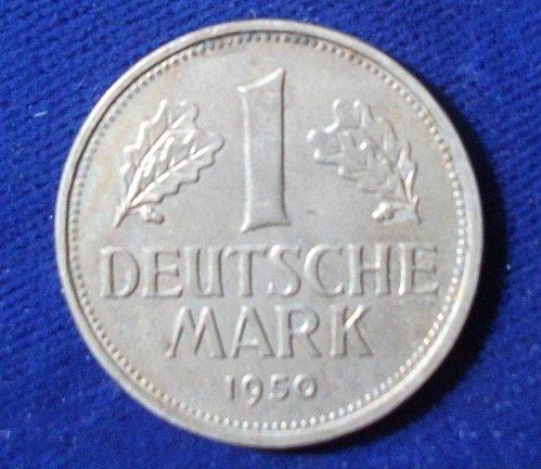 1950J Germany/Federal Republic Mark UNC