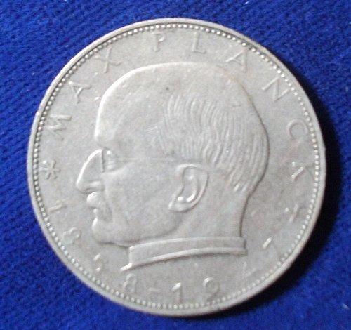 1960D Germany/Federal Republic 2 Mark XF