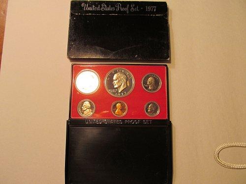 1977 United States Mint Proof Set