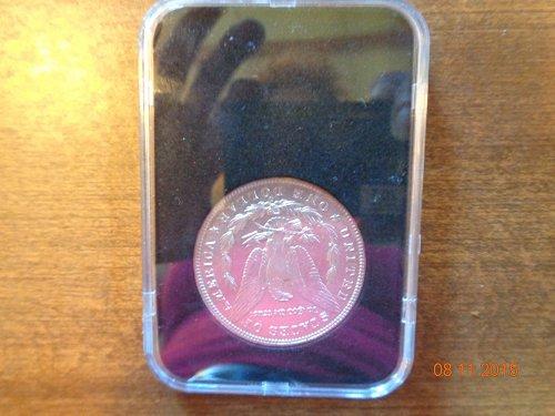 1901o Morgan Silver Dollar  B/U