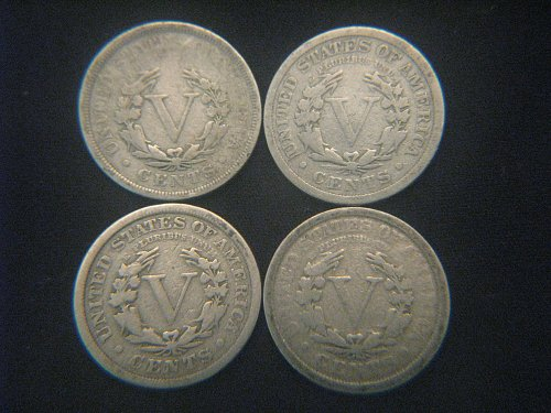 "Liberty ""V"" Nickel"