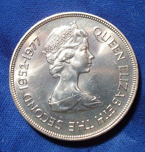 1977 Guernsey Crown BU