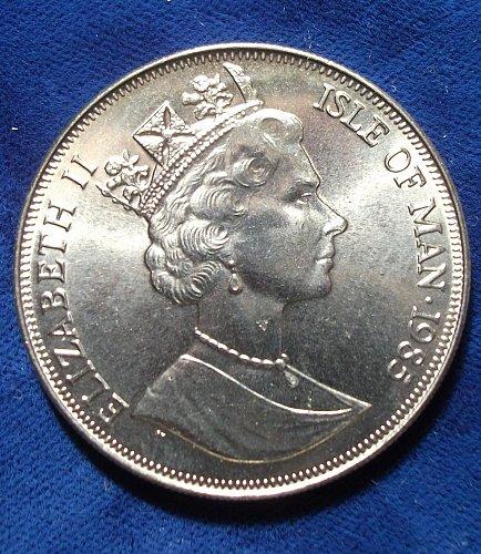 1985 Guernsey Crown BU