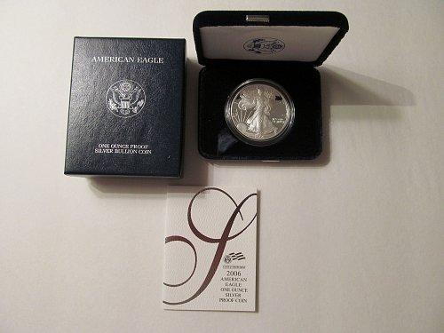 2006 W Proof Silver American Eagle