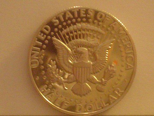 1979 S Type 1 Proof Kennedy Half Dollar Unc