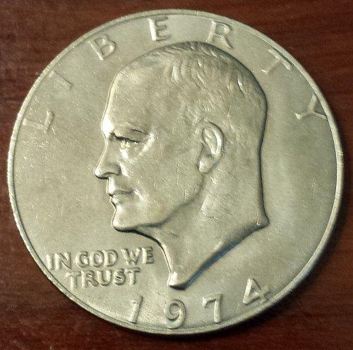 1974 Eisenhower Dollar (5925)