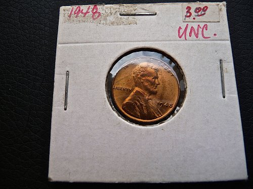 1948 Lincoln Cent