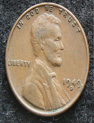 1949 D Lincoln Wheat Cent (VF-20)