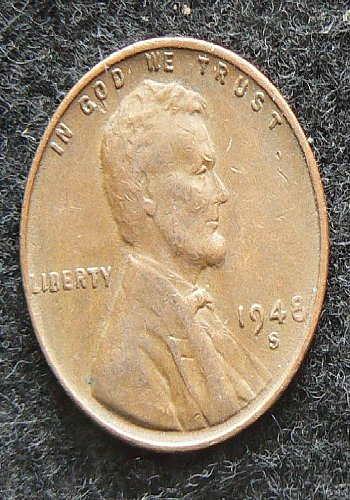 1948 S Lincoln Wheat Cent (VF-20)