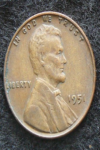 1951 P Lincoln Wheat Cent (VF-20)