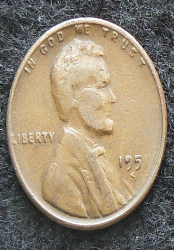 1951 S Lincoln Wheat Cent (VG-8)