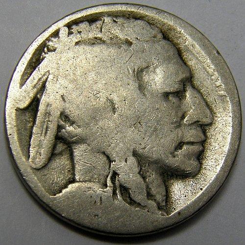 1920 S Buffalo Nickel #1