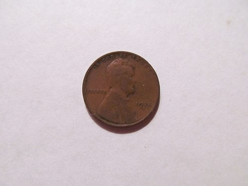 1924 D Lincoln cent
