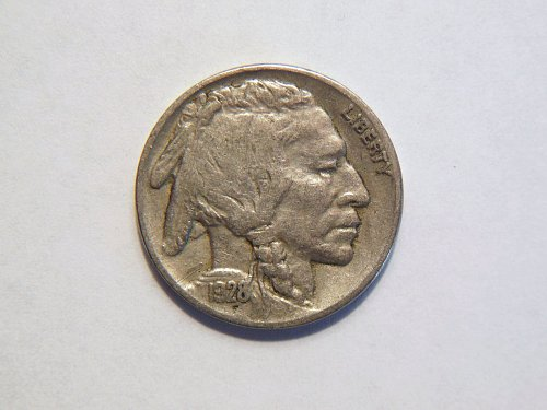 1928-P Buffalo Nickel