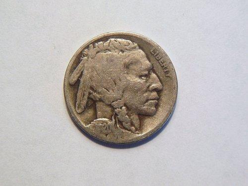 1920-P Buffalo Nickel