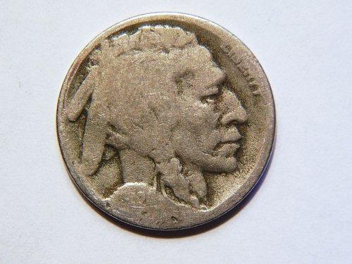1926-D Buffalo Nickel