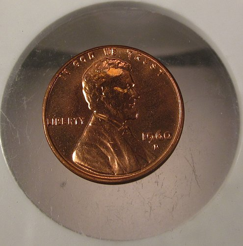 1960 D Small Date Memorial Lincoln cents small cents; Nice Penny