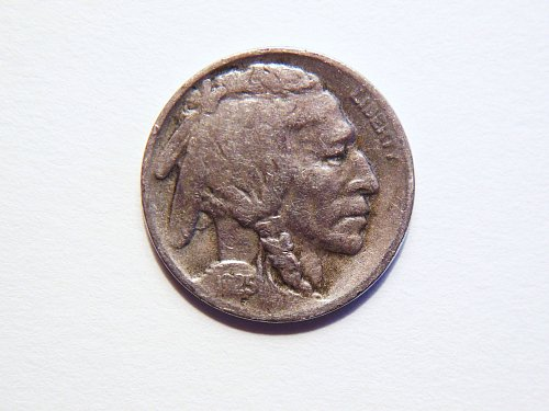 1925-S Buffalo Nickel