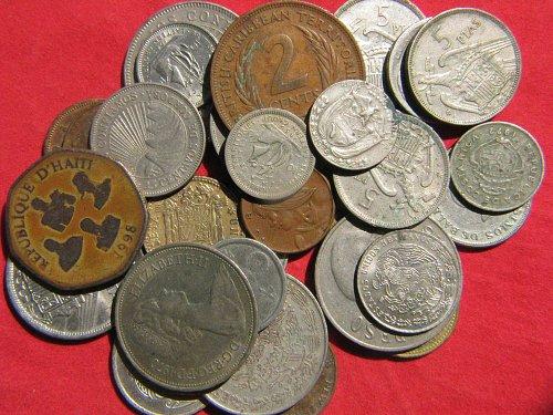 1943-1998 World Coins