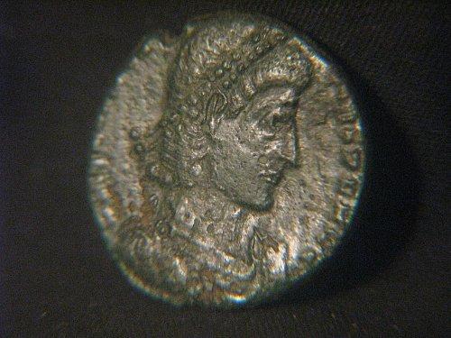 Constantius II 337-361 AD Bronze Coin- 4.49 g