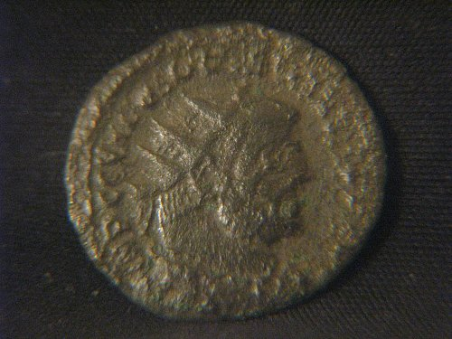 Diocletian 284-305 AD Bronze Coin
