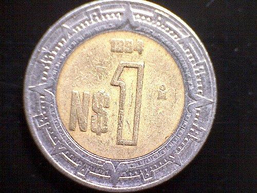 1994MO MEXICO NUEVO PESO