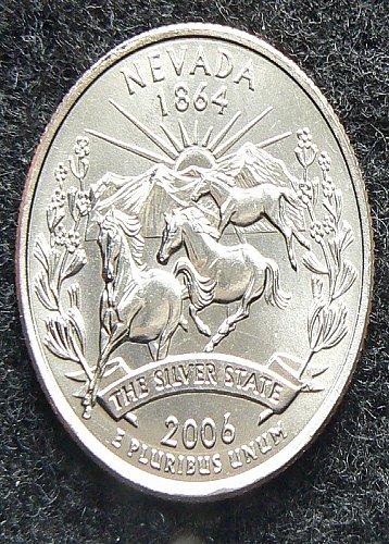 2006 D Nevada State Quarter