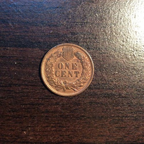 1898-p indian head cent