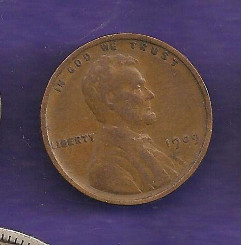1909 vdb penny nice