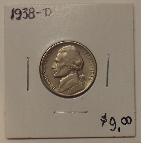 1938d nice early jefferson...