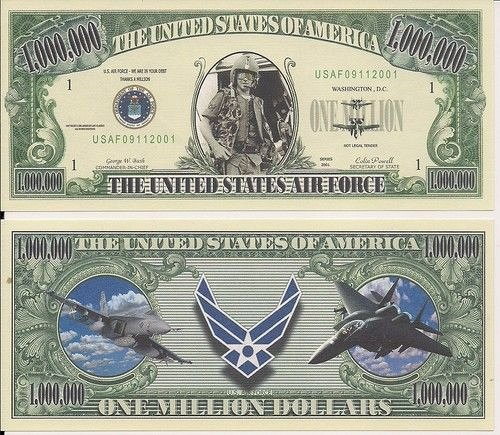 2-AIR FORCE BILLS
