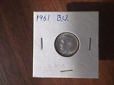 2-silver dimes 1957 and 1961