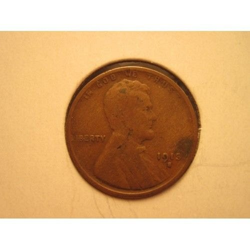 1913S PENNY